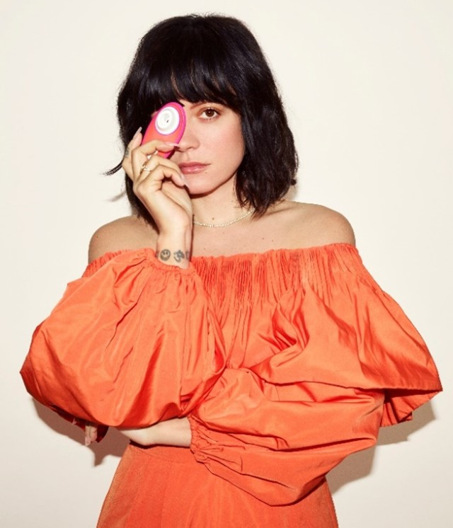 Vibe High – Liberty by Lily Allen
